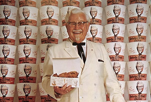 fact check the life of colonel sanders