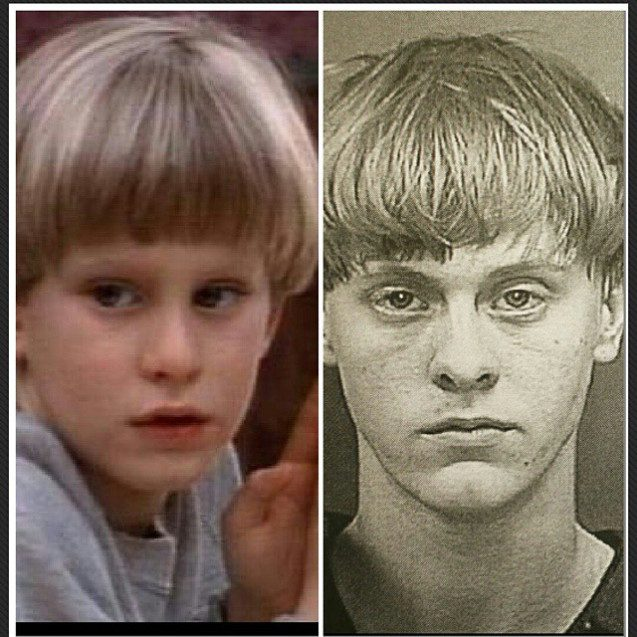 john christian glaas dylann roof