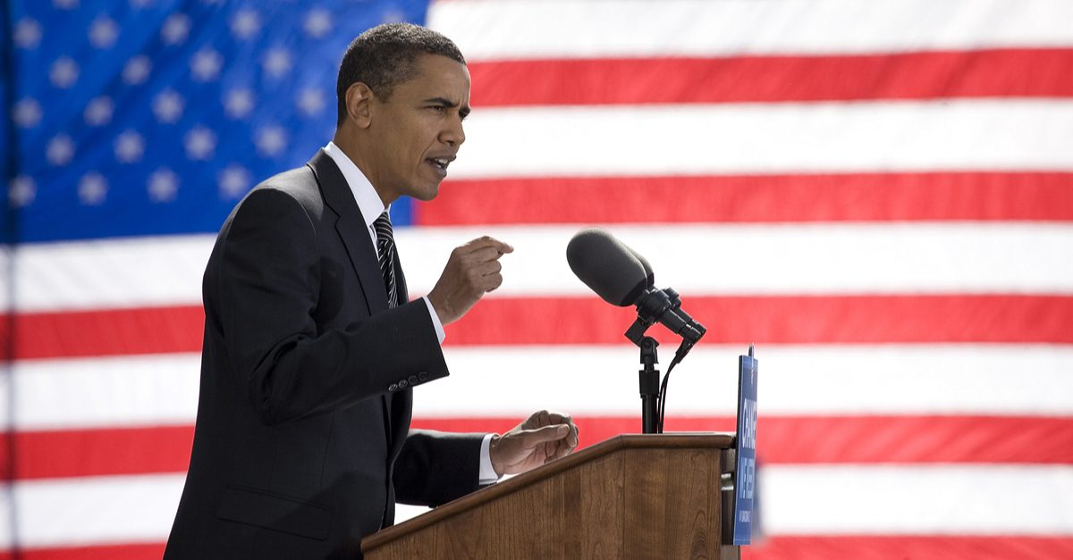 Obama Signs Law Protecting Atheists from Religious Persecution