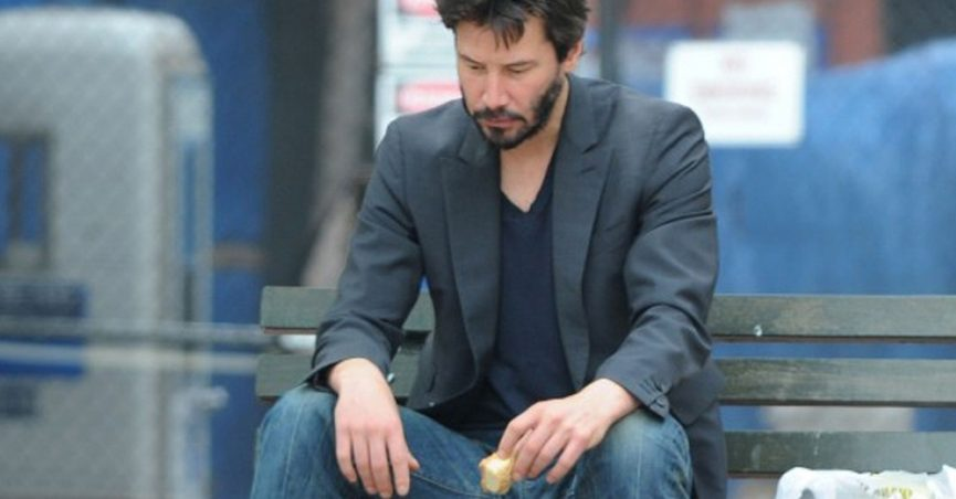 The Tragic Life of Keanu Reeves