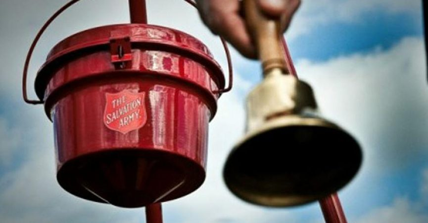 Since 2004 The Retail Chain S No Solicitation Policy Has Kept Salvation Army Bellringers Away From Target