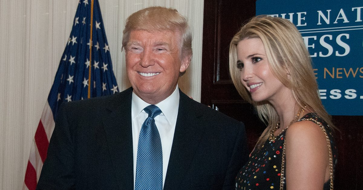 Did Donald Trump Say He'd Like to Date His Daughter?