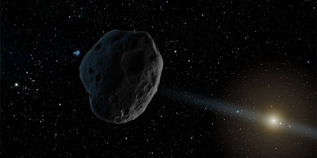 Is an Asteroid Expected to Hit the Day After Valentine's Day 2020?
