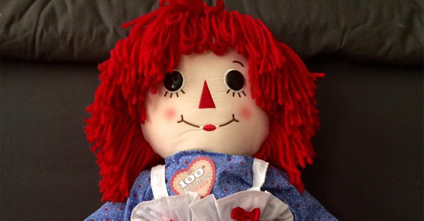 Was the Raggedy Ann Doll Modeled After a Child Killed by a Vaccine?