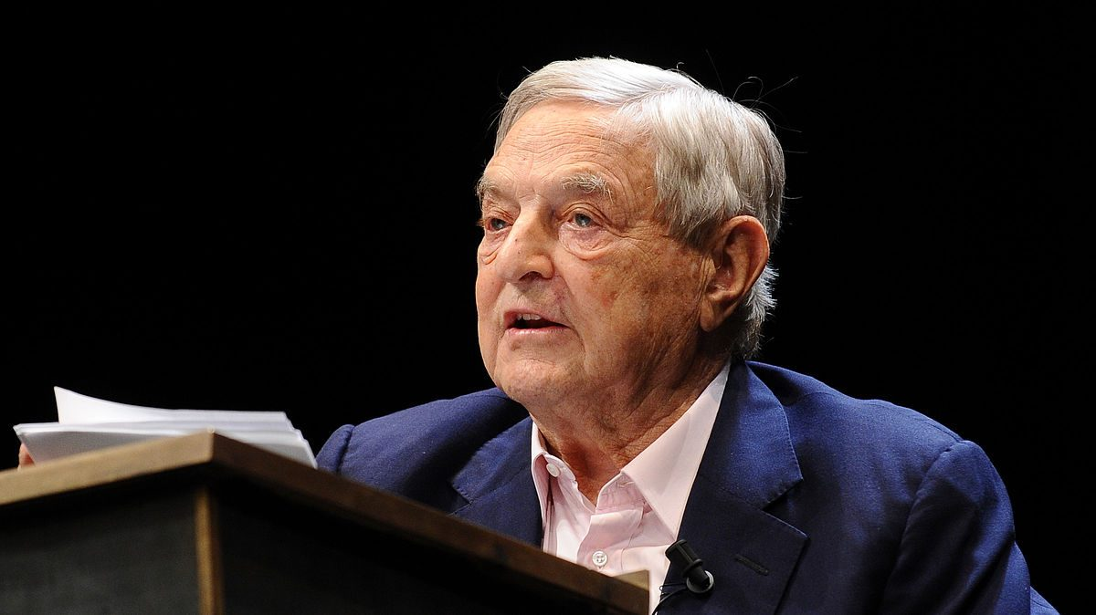 Does George Soros Own a Lab That 'Developed' COVID-19?