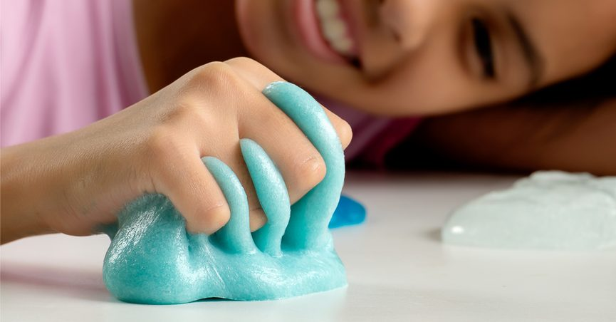 """Does the """"Slime"""" Craze Bring Serious Health Risks?"""