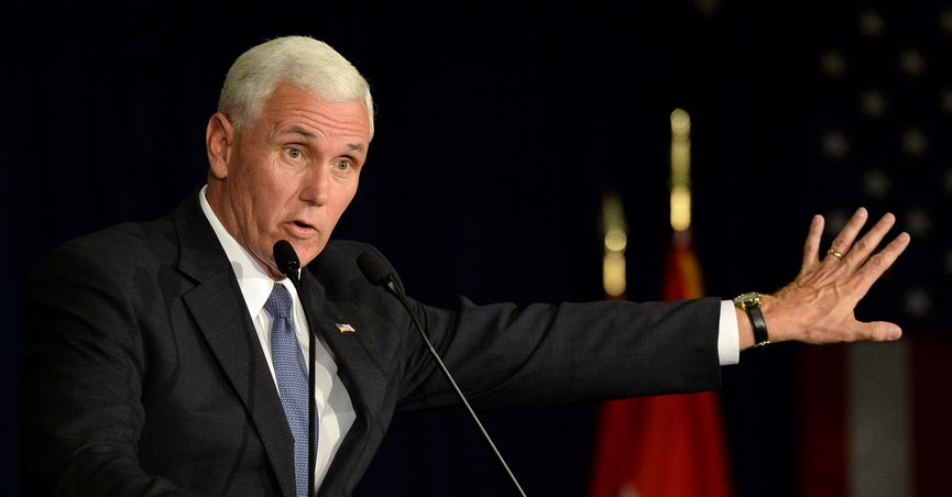 fact check is mike pence slated to resign at the request of