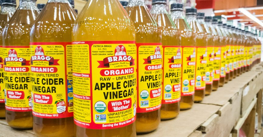 Did A Cornell Student Cut 37 Pounds Using Apple Cider Vinegar And
