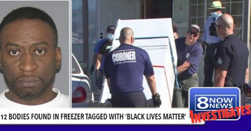 Did Police Find 19 Female Bodies in Freezers with 'Black