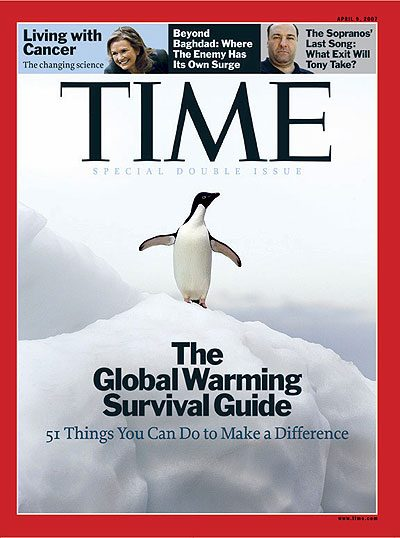 The Notion That Some Scientists Believed Global Cooling Could Be A Serious Issue In 1970s Or Outlets Like Time Covered Views Of Those