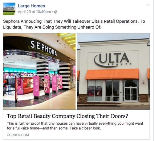 _9__Sephora Annoucing That They Will Takeover Ulta's Retail Operations. To Liquidate, They Are Doing Something Unheard Of!
