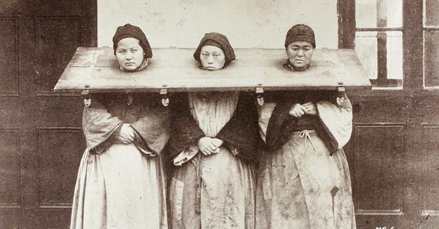 Were These Women Found Guilty of Witchcraft in Early 20th