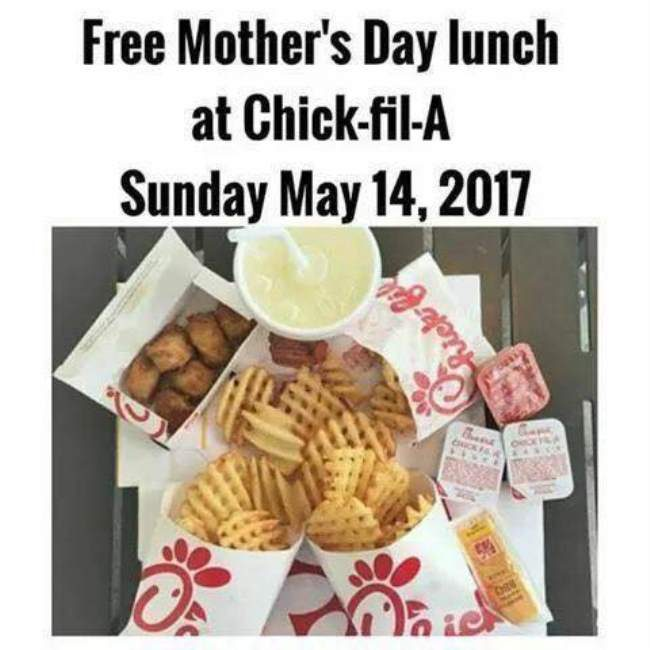 when does lunch start at chick fil a