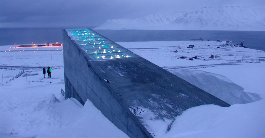 Fact Check Did The Doomsday Seed Vault Flood Due To Global Warming