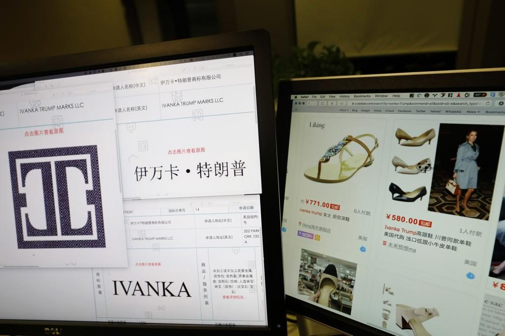 Men Probing Ivanka Trump Brand in China Arrested, Missing