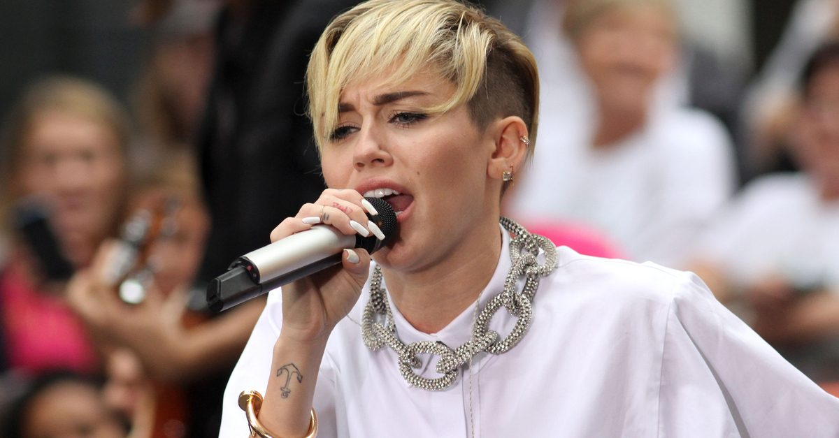 FACT CHECK: Did Miley Cyrus Tell Fans To Worship Satan If