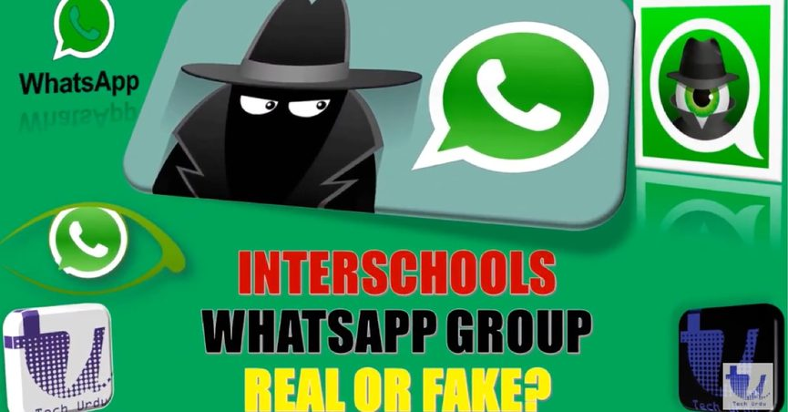 There is a whatsapp group called' Interschools, if invited, don't join the group, it belongs to Daesh(ISIS). If you join the group you will not be able to exit from it, be vigilant, please inform others. My dear send it to your relatives and children on whatsapp so that they will also be careful.