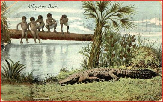 9790f3eaa2b Were Black Children Used as Alligator Bait in the American South