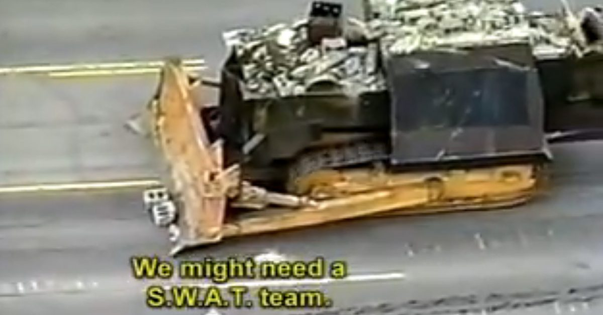 Killdozer Day: The Story of Marvin Heemeyer