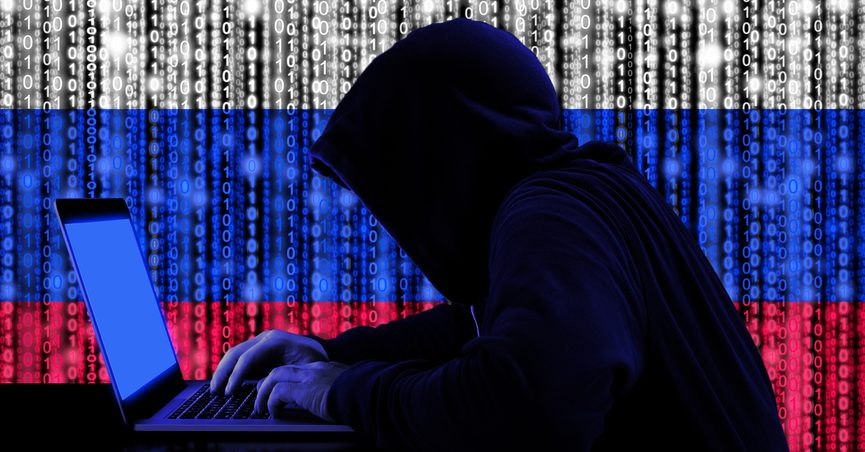 Russia behind massive cyber attacks on Ukrainian sites!