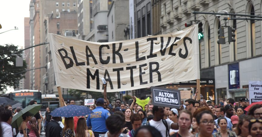 White Wealthy Communities Want Their >> Did A Black Lives Matter Activist Demand That White People Give Up
