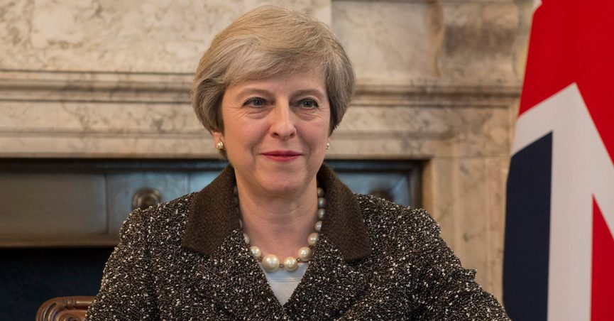 Letter of Notification from the Prime Minister to the President of the European Council setting out the United Kingdom's intention to withdraw from the European Union. Signed by the Prime Minister in the Cabinet Office.