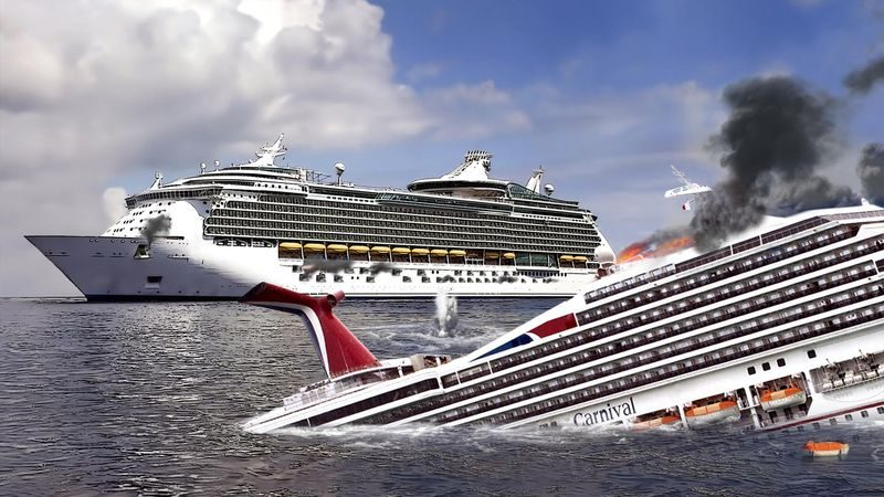 Carnival Cruise Line >> Fact Check Shelling From Royal Caribbean S M S Allure