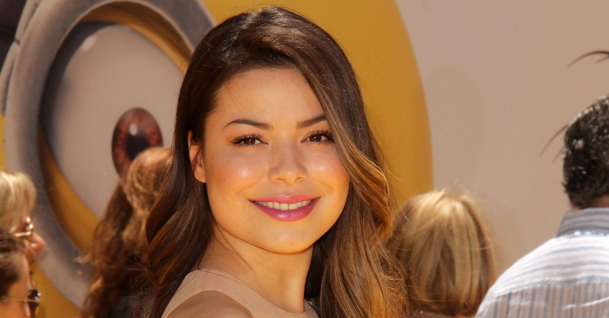Have hit Miranda cosgrove stripped naked video