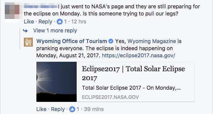 FACT CHECK: Scientists Miscalculate, Solar Eclipse Actually