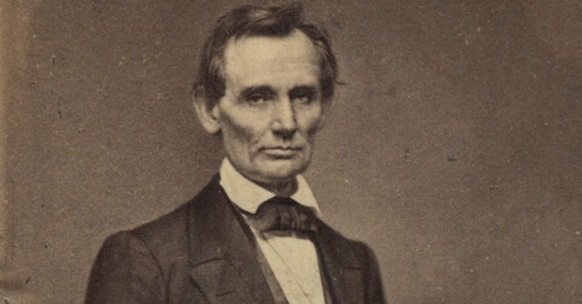 FACT CHECK: Did Abraham Lincoln Say 'America Will Never Be Destroyed From the Outside'?