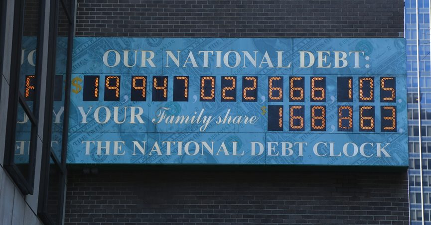 FACT CHECK: Has the National Debt Fallen by $102 Billion Since