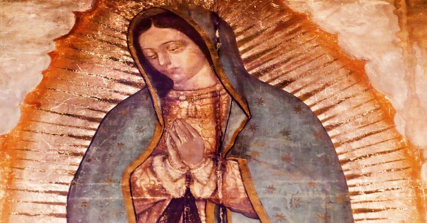 Fact Check Has Nasa Called The Image Of The Virgin Of Guadalupe