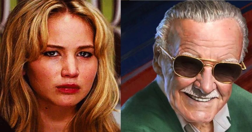 Stan Lee Fires Jennifer Lawrence For Being A 'Disrespectful Little B*tch'