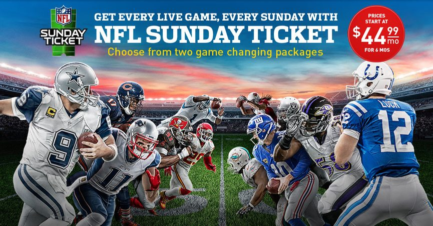 directv refunds nfl sunday ticket protests