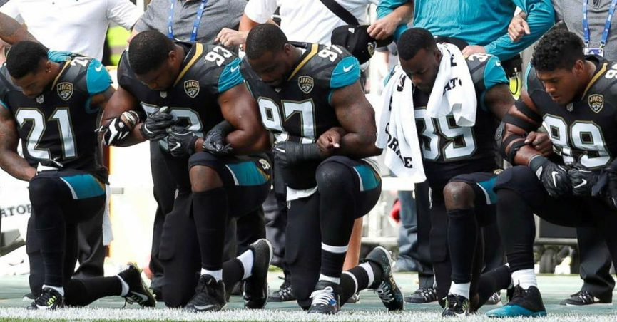 Are NFL Players Required to Stand on the Field During the National Anthem  f62b32b31