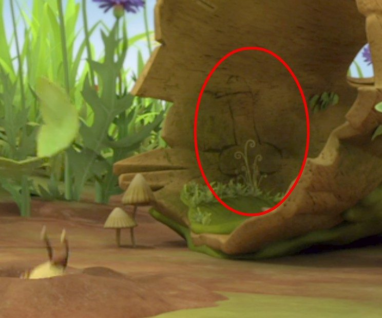 It's just a photo of Priceless Maya the Bee Image