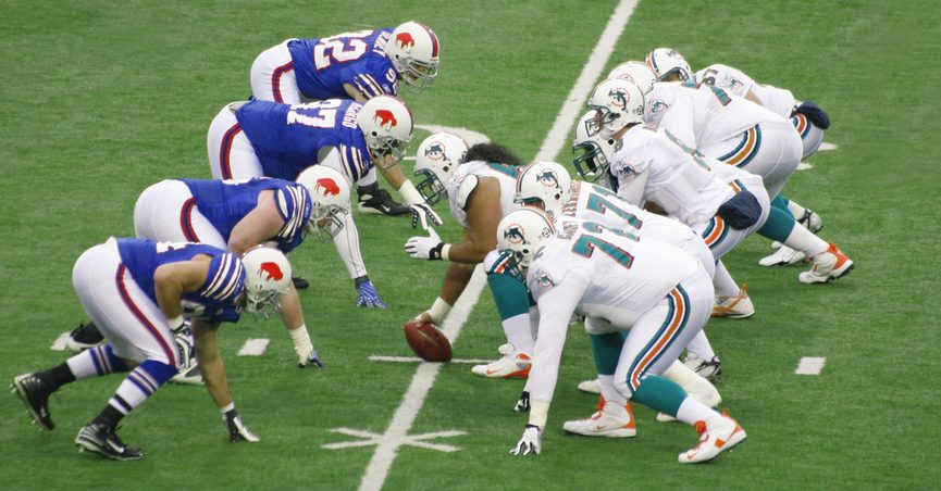 san francisco 9d268 a7525 Florida Sheriff s Office Will Not Escort Miami Dolphins Until They Stand  For National Anthem