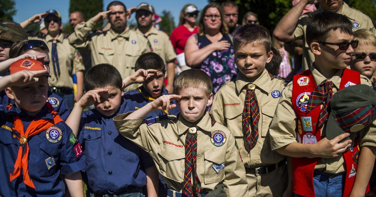 Boy Scouts File for Bankruptcy Due to Sex-Abuse Lawsuits - snopes