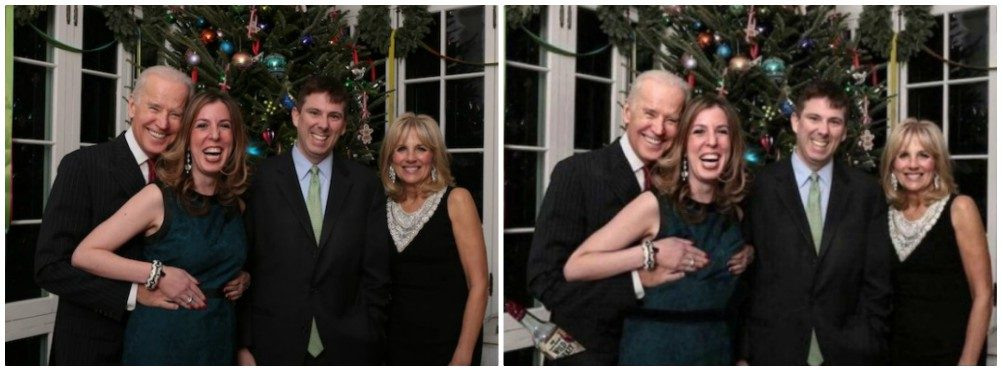 Joe biden sexual harrassment