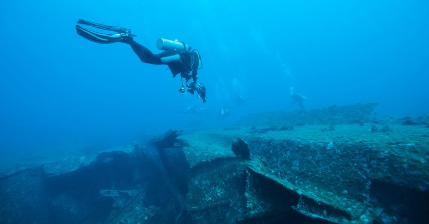 Fact Check Did Divers Just Uncover The Lost City Of