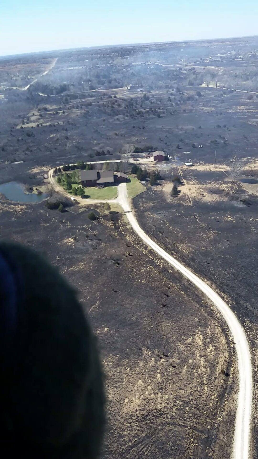 FACT CHECK: Did Sprinklers Save a House From a Massive Wildfire?