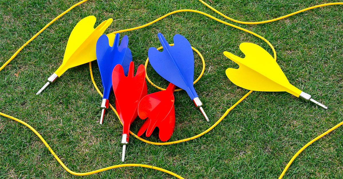 Are lawn darts illegal to own