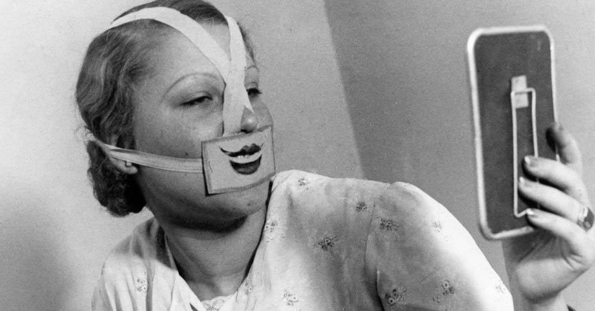 smile therapy 1930s