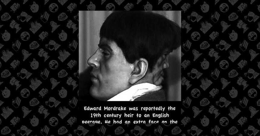 Fact Check Edward Mordrake The Man With Two Faces