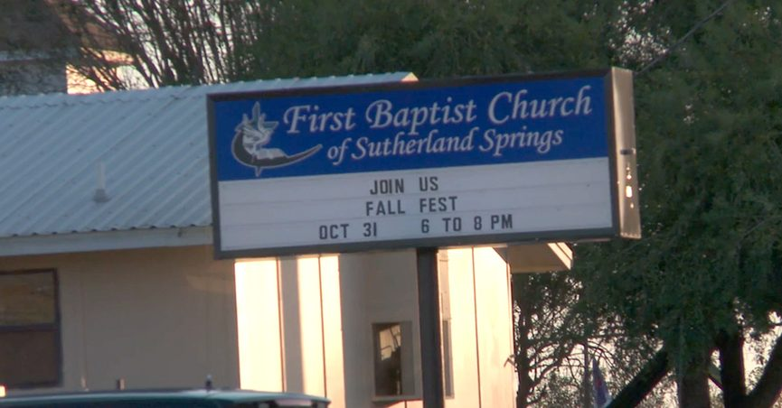 First Baptist Church of Sutherland Springs