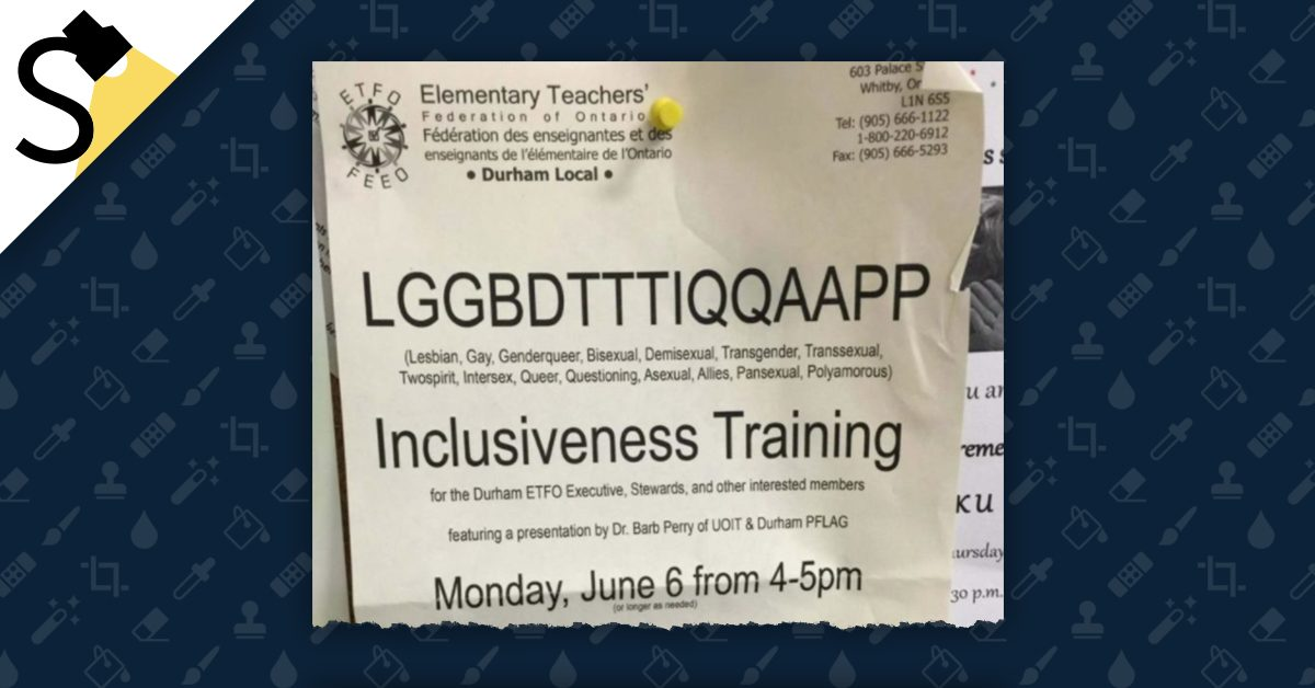 Checks By Mail >> Is This 'LGGBDTTTIQQAAPP' Inclusiveness Training Session ...
