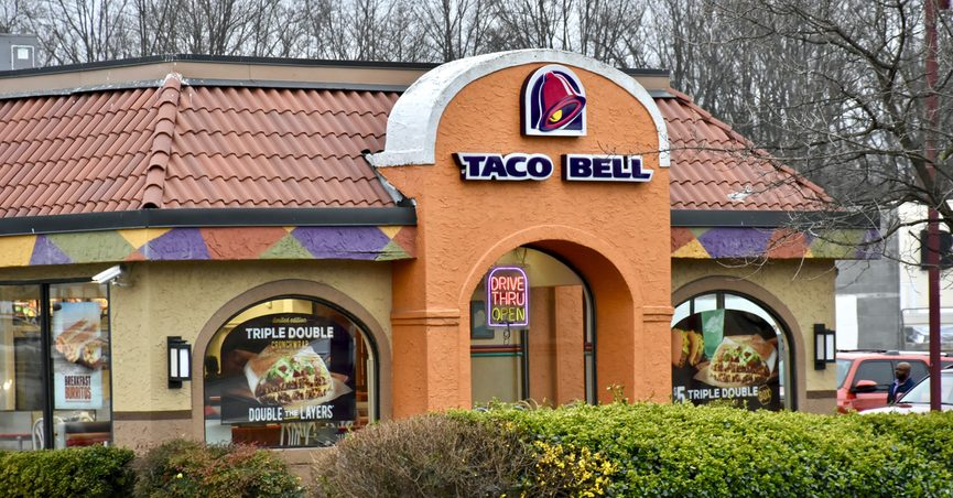 Florida Taco Bell Employee Fired After Refusing to Take English
