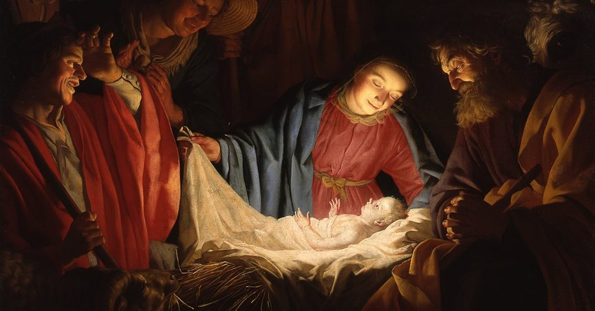 Image result for sacred Merry Christmas