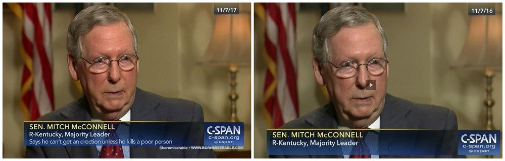 FACT CHECK: Did C-SPAN Insult Mitch McConnell?