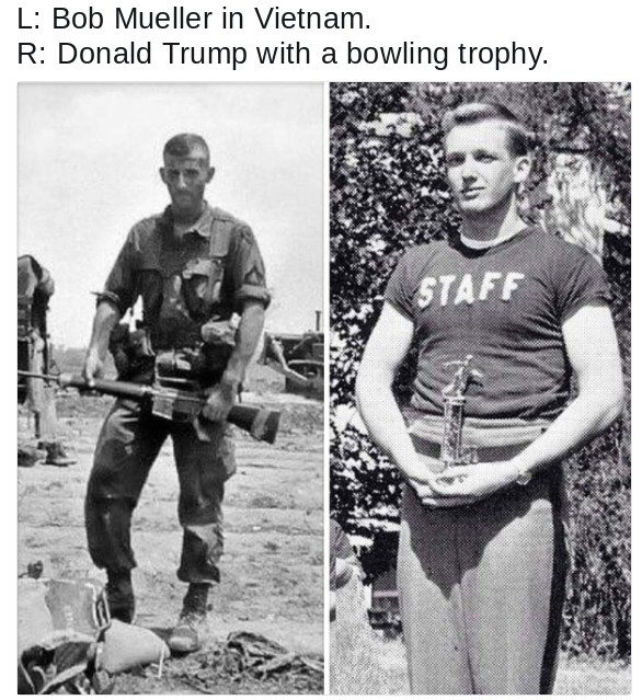 Is This a Real Photograph of Robert Mueller in Vietnam?
